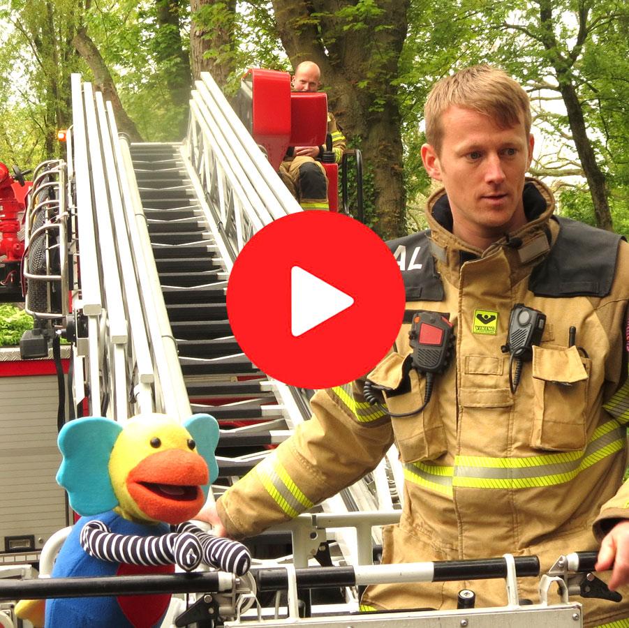 Koco en de Brandweer